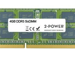 2POWER RAM SO-DDR3 4GB 1600MHZ PC3-12800 MEM0802A
