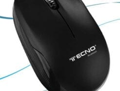 TECNO MOUSE USB NERO TC-14