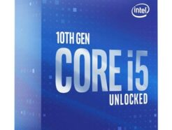 INTEL CPU SIX-CORE I5-10600K 4