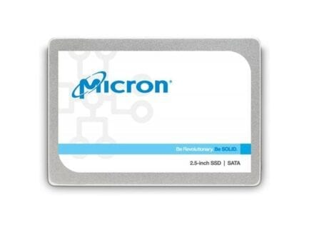 MICRON SOLID STATE DRIVE SSD 2