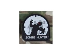 EMERSON PATCH IN PVC ZOMBIE HUNTER EM5549A