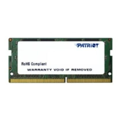 PATRIOT RAM SO-DDR4 4GB PC4-21300 2666MHZ PSD44G266682S