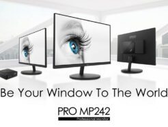 MSI MONITOR IPS PRO MP242 23