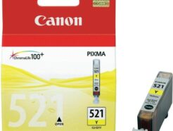 CANON CARTUCCIA ORIGINALE 9ML GIALLO CLI-521Y 2936B001
