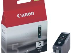 CANON CARTUCCIA ORIGINALE PGI-5BK 26ML NERO 0628B001