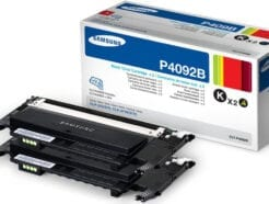 SAMSUNG KIT TONER ORIGINALE TWIN PACK 2X NERO 1500 PAG CLT-P4092B