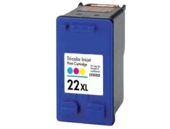 CARTUCCIA COMPATIBILE PER HP 22XL 18ML COLORI C9352CE