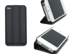 COVER BUMPER SMART MAGNETICA NERA PER IPHONE 5