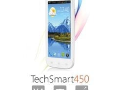 TECHMADE SMARTPHONE C450 MT6589 QUAD CORE/1GB RAM/4GB/4