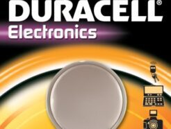 DURACELL BATTERIA A BOTTONE 3V DL2025 CR2025 ECR2025