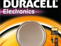 DURACELL BATTERIA AL LITIO 2016 3V 22mm x 3mm DL2016/CR2016/KCR2016