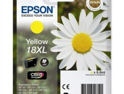 EPSON CARTUCCIA ORIGINALE SERIE MARGHERITA 18XL 6