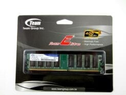 TEAM GROUP ELITE RAM DDR 1GB 400MHZ PC-3200 TED11G400C301
