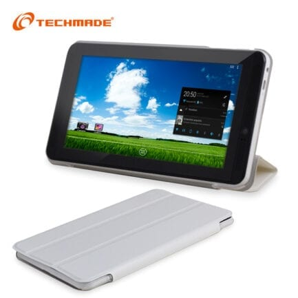 TECHMADE FLIP COVER PER PHONE TABLET 6