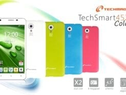 TECHMADE SMARTPHONE C452-COLOR DUAL CORE MT6572 1