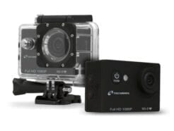 TECHMADE ACTION CAMERA WATERPROOF 30MT FULL HD 1080p PER SPORT ESTREMI TM-JS108