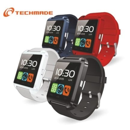 TECHMADE TECHWATCHONE MINI RED WATCHONEMINI-RED