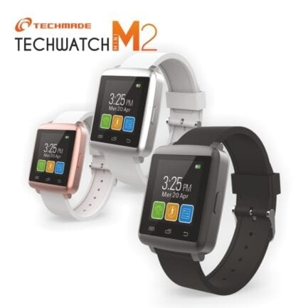 TECHMADE SMARTWATCH M2 MINI NERO TECHWATCHM2-BK
