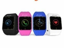 TECHMADE SMARTWATCH TECHWATCHONE COLORE BIANCO