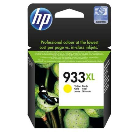 HP CARTUCCIA ORIGINALE 933XL GIALLO  CN056AE