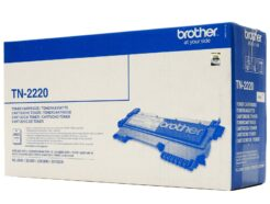 BROTHER TONER ORIGINALE TN-2220 BLACK 2.6K 5%