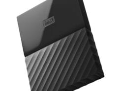 WESTERN DIGITAL HD ESTERNO MY PASSPORT PORTABLE 1TB BLACK USB 3.0 WDBYNN0010BBK
