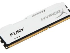 KINGSTON RAM DDR3 HYPERX FURY WHITE 4GB 1600MHZ PC3-12800 HX316C10FW/4
