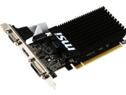 MSI SCHEDA VIDEO NVIDIA GEFORCE GT710  2GB DDR3 LP DVI-D/VGA/HDMI V809-2894