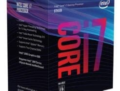 INTEL CPU 6 CORE I7-8700 3