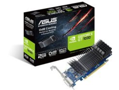 ASUS SCHEDA VIDEO NVIDIA GEFORCE GT1030 2GB GDDR5 DVI-D/HDMI GT1030-SL-2G-BRK .
