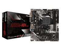 MB Asrock AM4 A320 2x DDR4