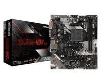 MB Asrock AM4 B450M 2xDDR4