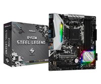 MB Asrock AM4 B450M STEEL LEGEND 4xDDR4  HDMI DP mATX