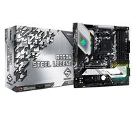 MB Asrock AM4 B550M STEEL LEGEND 4x DDR4 6X SATA3 M-ATX