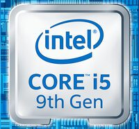CPU INTEL Desktop Core i5 9600K 3.7GHz 9MB S1151 box (No diss.)