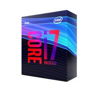 CPU INTEL Desktop Core i7 9700K 3.6GHz 12MB S1151 box (No diss.)