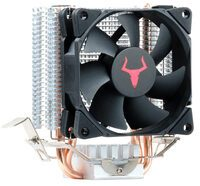 Dissipatore CPU ICY 2H8 - Socket Universale