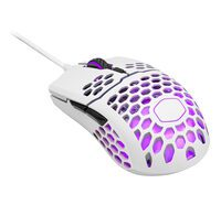 MasterMouse MM711 Light Mouse RGB Matte White