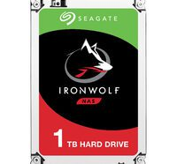 "HDD SEAGATE IronWolf 3.5""  SATA3 1TB  NAS 64MB"