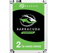 "HDD SEAGATE BarraCuda 3.5"" SATA3 2TB 256MB 7200RPM"