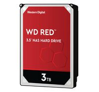 "HDD WD Red 3.5"" SATA3 3TB 256MB RPM 5400"
