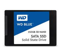 "HDD WD BLUE 3D SSD SATA 2.5"" 250GB"