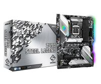 MB Asrock 1200 Intel Z490 STEEL LEGEND 4xDDR4