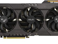 ASUS SCHEDA VIDEO NVIDIA GEFORCE TUF GAMING RTX 3070 8GB GDDR6 HDMI/DIPLAY-PORT TUF-RTX3070-O8G-GAMING