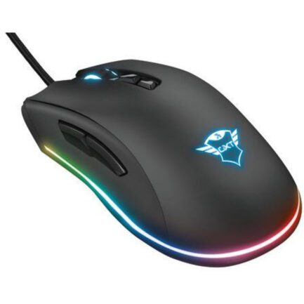 TRUST OPTICAL MOUSE QUDOS RGB GAMING GXT900 23400
