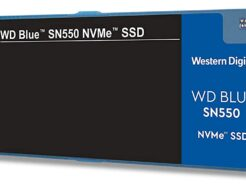 WESTERN DIGITAL BLUE SOLID STATE DRIVE SSD 500GB NVMe PCIe 3.0 WDS500G2B0C
