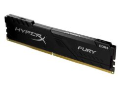 KINGSTON RAM DDR4 HYPERX FURY BLACK 16GB 2666MHZ PC4-21300 HX426C16FB4/16