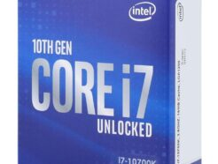 INTEL CPU EIGHT-CORE I7-10700K 3