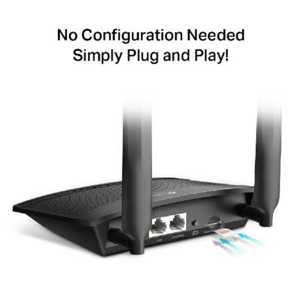 TP-LINK ROUTER WIRLESS 4G LTE 300MBPS TL-MR100