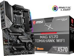 MSI SCHEDA MADRE  MAG X570 TOMAHAWK WIFI 4X DDR4 HDMI SOCKET AM4
